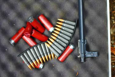 Ammo - stock