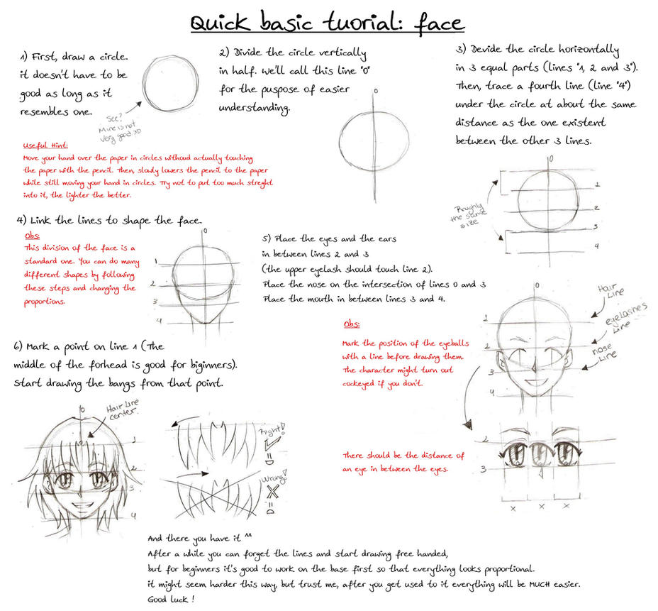 Quick basic tutorial by zazkinha