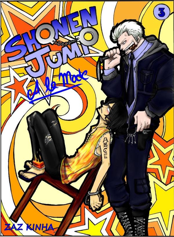 SJ - a la mode - Cover, ch.03 by zazkinha