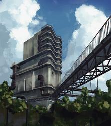 Tower by vukkart