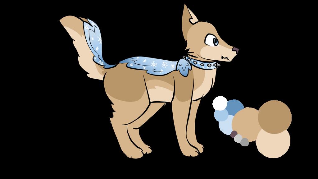 Custom Dingo | 75 Watcher Contest Prize by LucyTheKat