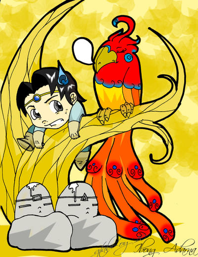 conflict of the story adarna bird Ibong adarna by marinel1623, updated conflict there was a kingdom named, berbania it was ruled by king that the only cure to his unexplained sickness is a lullaby sung by the adarna bird falling action.