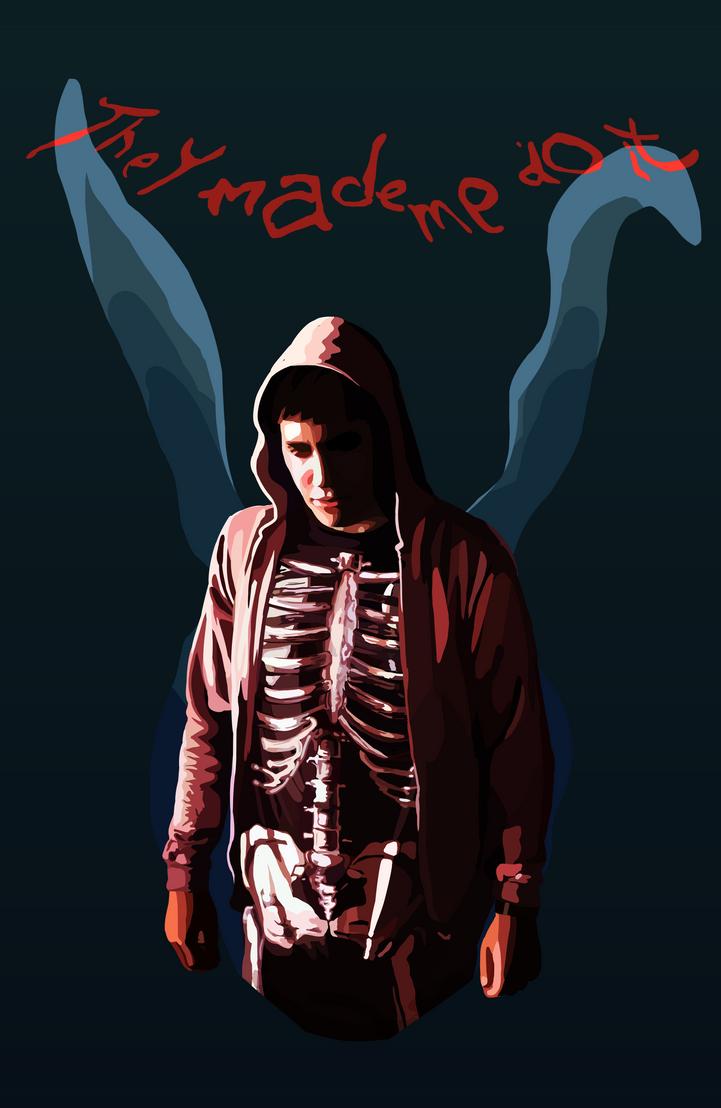 Donnie Darko Poster by Niorunn