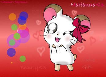 Marianna best girl by Mimigreek