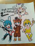 FNAF2 Toys