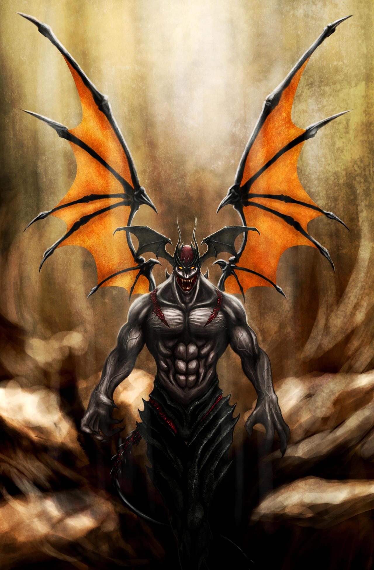 Devilman by NEXLAMAR