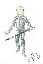 Anstir of the Black Sword