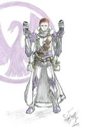 Rogue Trader Mordekai Godwin