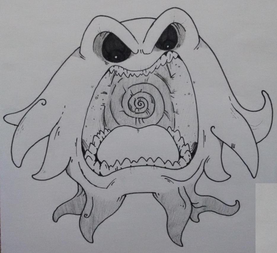 Kirby by Daniloolinad