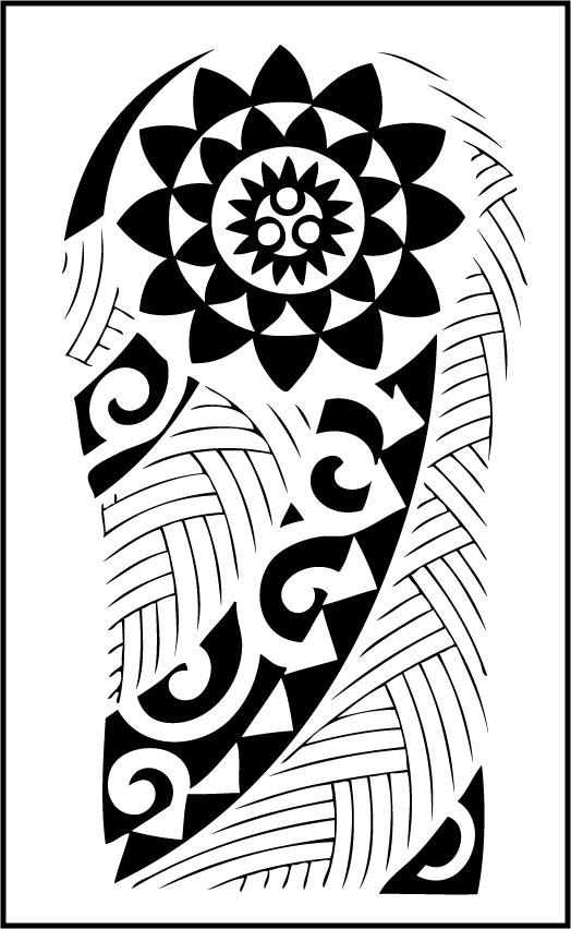 maori arm 1 by unklejoe on deviantart. Black Bedroom Furniture Sets. Home Design Ideas