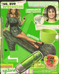 Green Spanish by oldiemachine