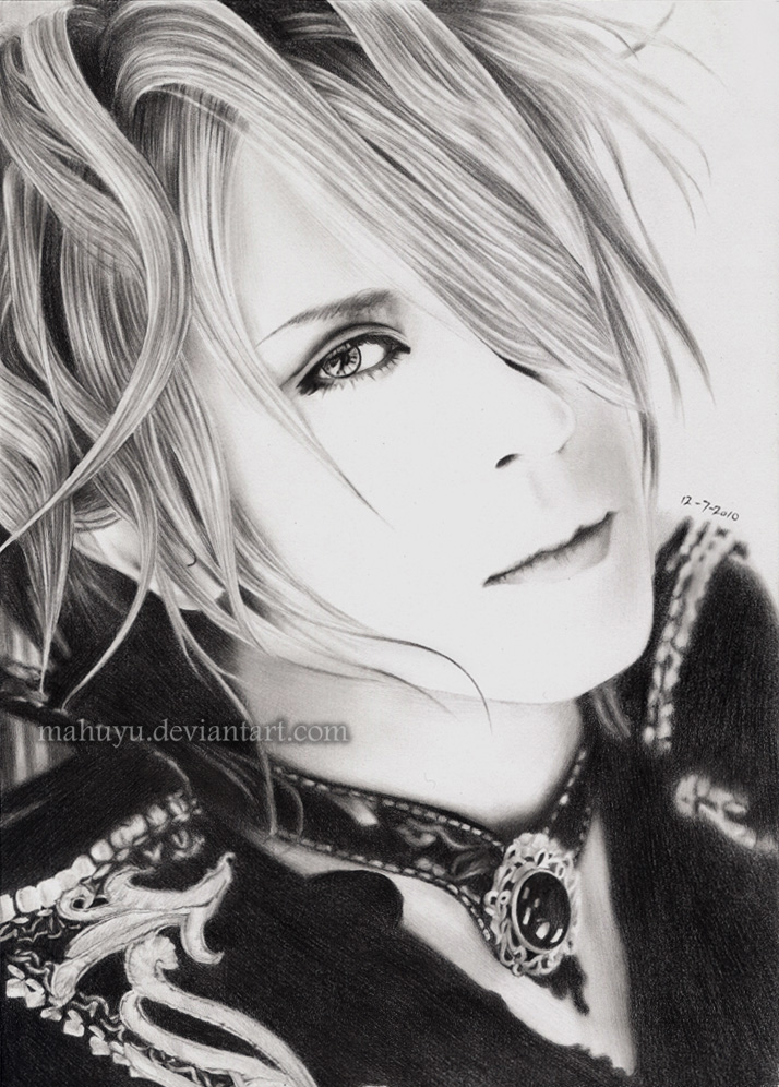 Prince Kamijo by Mahuyu