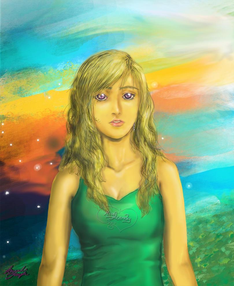 New World's Twilight by KiyaMandy
