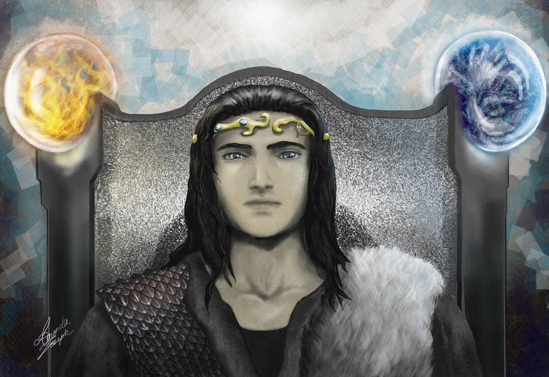 The King by KiyaMandy