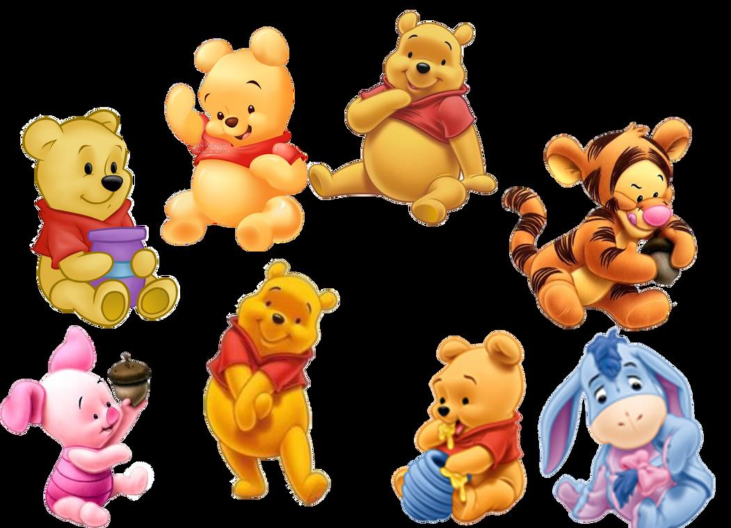 Winnie The Pooh Wedding Cake Topper