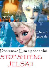 Elsa...the Pedophile?