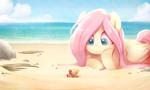 Beach by JumbleHorse