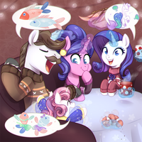 More time with family by JumbleHorse