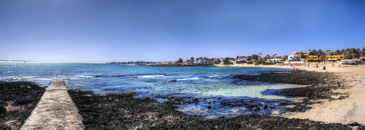Fuerteventura Beach 1 by Jizzy342