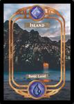 Reglued Lands Island