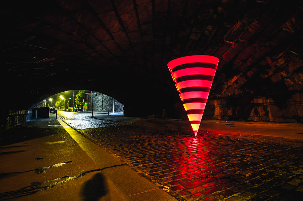 Underpass Lights by Simili84