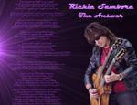 Richie Sambora -The Answer- by SparklingSary