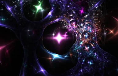 Space Fluid by SparklingSary