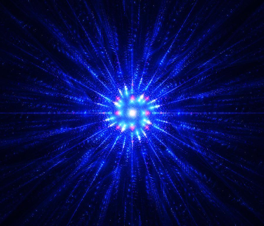 Lightning Explosion by SparklingSary