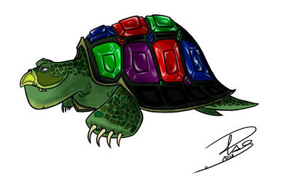 Treasure Turtle