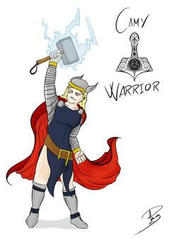 Cammy Warrior!