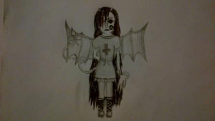 Demons daughter by gabrielalexmonteiro