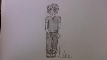 Luke by gabrielalexmonteiro