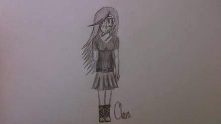 Clara by gabrielalexmonteiro