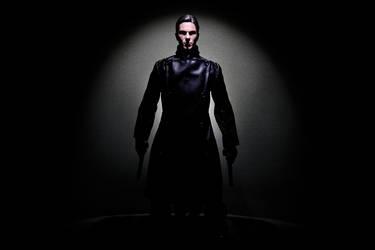 Equilibrium - Cleric John Preston - Lights out #4 by Bamagiotis