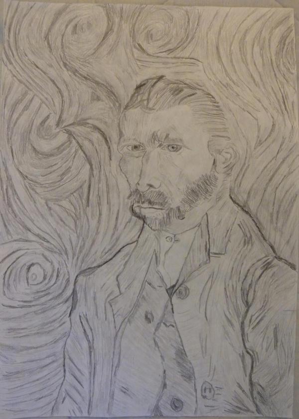 Van Gogh's Self-Portrait