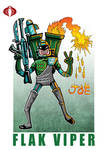 G. I. Joe Fan Art: Flak Viper