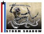 G. I. Joe Fan Art: Storm Shadow