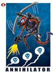 G. I. Joe Fan Art: Annihilator
