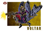 G. I. Joe Fan Art: Voltar
