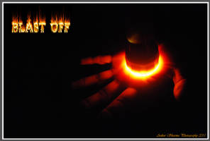 The Blast-Off by smilingsun08