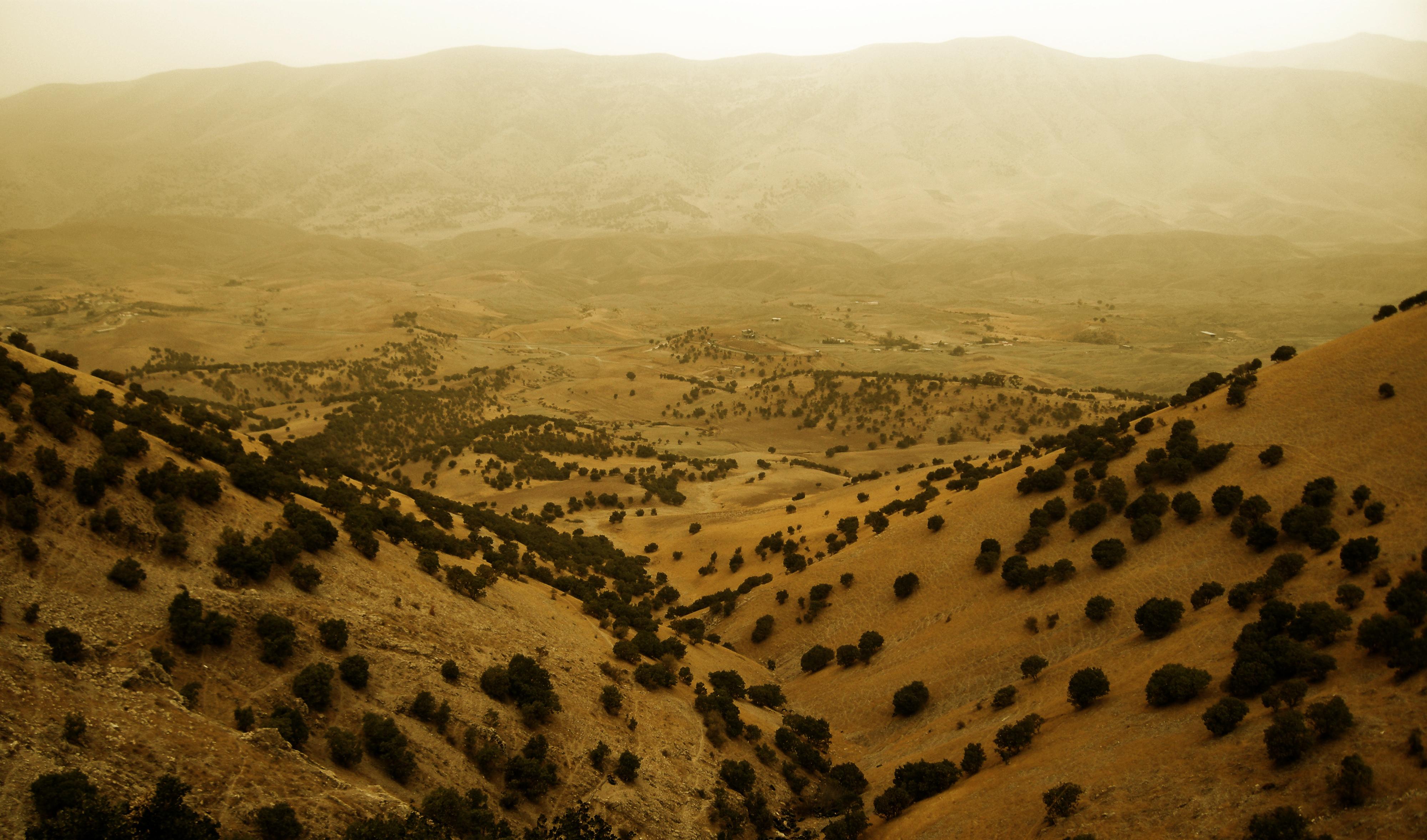 Landscape from Kurdistan / Iraq by KPerhonen