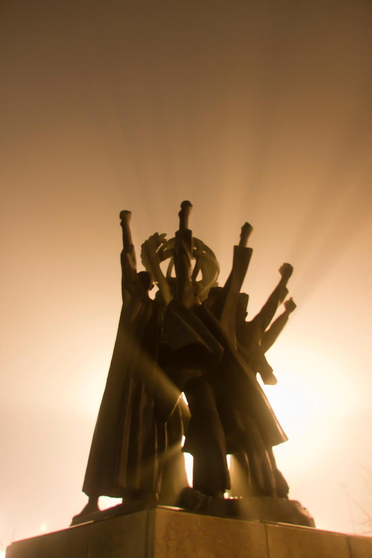 Statue of World Peace by KPerhonen