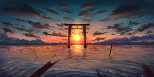 A Lonely Gate
