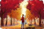Dream of Autumn by SpoonNarrative819