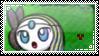 Meloetta Stamp