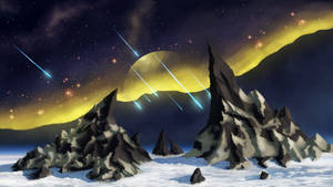 A night of wonder by Istrandar