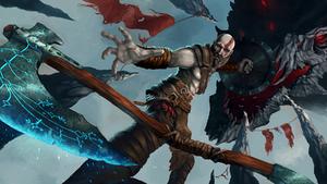 God of war by Istrandar