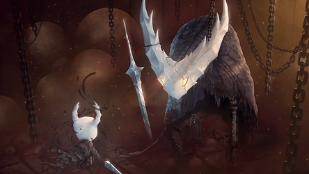 Hollow knight : sealed vessel