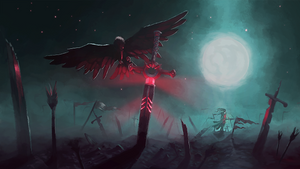 The sword of kayra