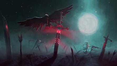 The sword of kayra by Istrandar
